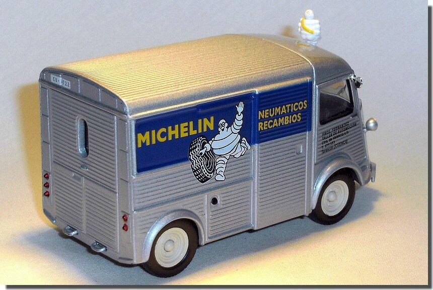 Citroen Type H Michelin Espagne 02