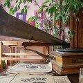 Mon gramophone