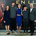 Catching Fire Conférence de Presse Madrid01