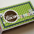 mini album petit flocon
