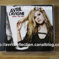 CD promotionnel What The Hell-version américaine (2011)
