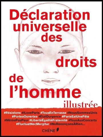declaration universelle des droits de l homme illustree