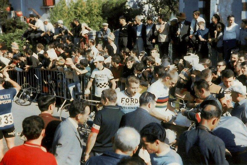 Critérium de Mussidan en 1966
