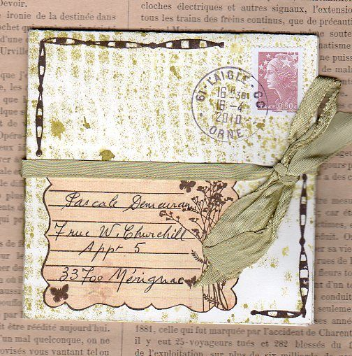 Mailart de Chantal Esteban 009
