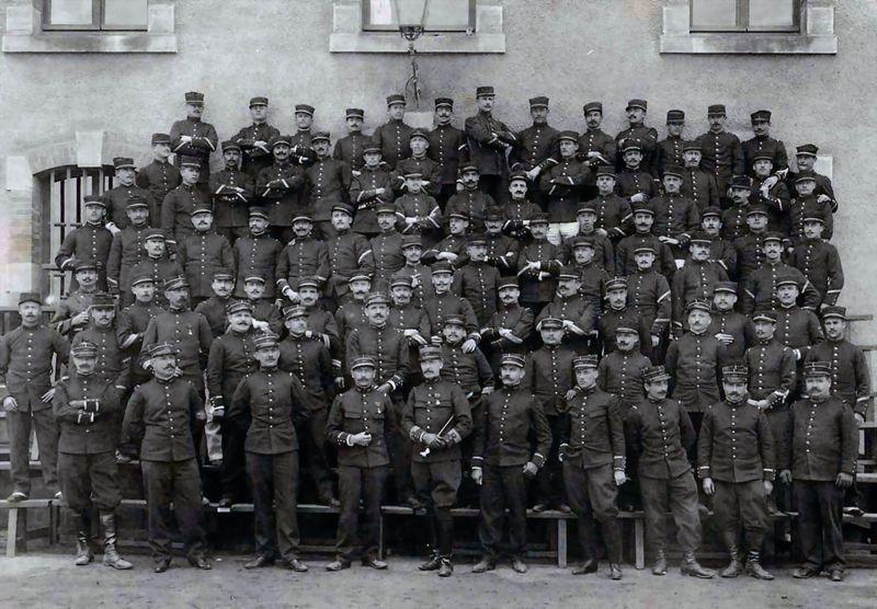 Les sous-officiers