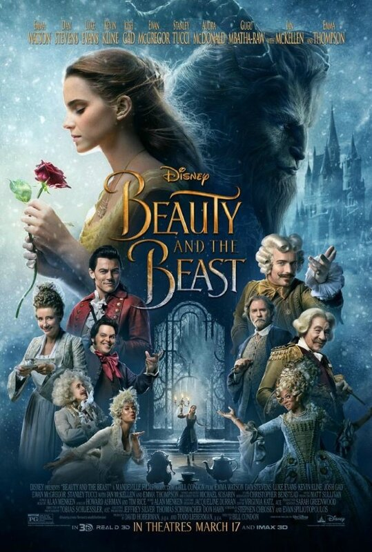 Beauty & The Beast_movie posterVO