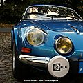 Alpine berlinette a110 sx de 1977