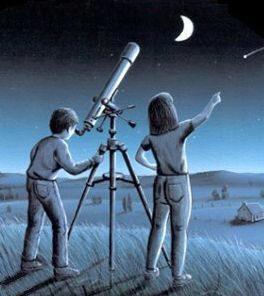 observation ciel