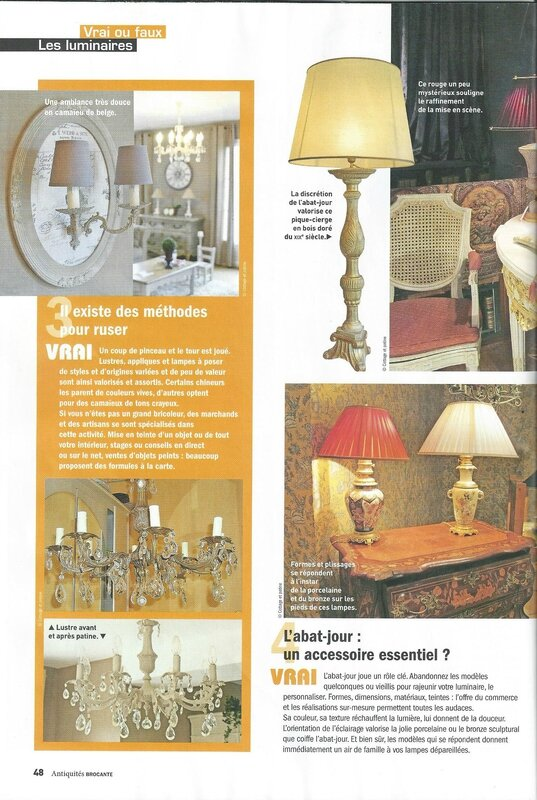 Cottage et Patine article antiquités brocante nov 2013 (2)
