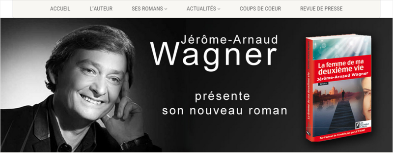 JEROME-ARNAUD WAGNER - SITE OFFICIEL