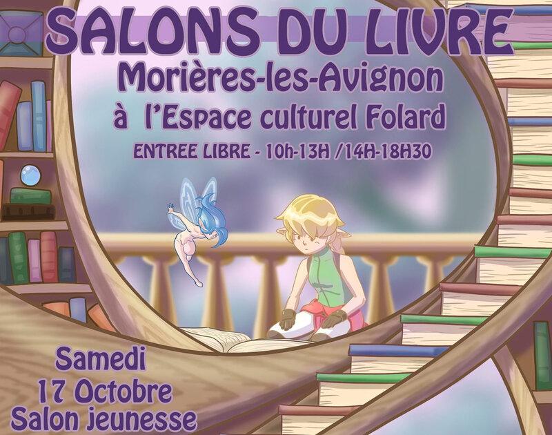 salon Morières 2020 - jeunesse