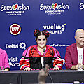 Netta remporte l'eurovision 2018 pour israël avec son titre