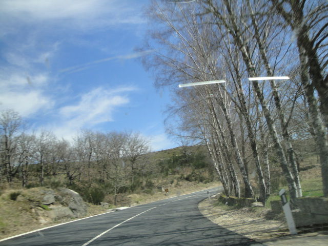 on the road to braganca