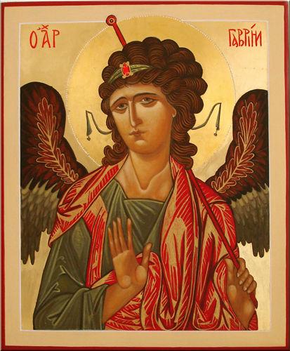 L'archange Gabriel