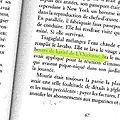 De la publicité pour l'occitane dans des romans pour adolescent