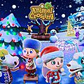 Animal crossing new leaf NOEL