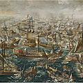 1571 : quand les niçois participaient à la bataille de lépante.