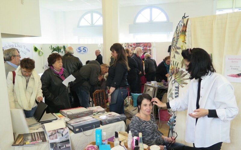 Chelles. La troisième édition du Salon des femmes entrepreneures se tiendra ce week-end au Centre culturel. LP/G. Ca.