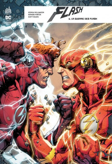 flash rebirth 06 la guerre des flash