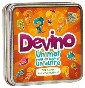 Boutique jeux de société - Pontivy - morbihan - ludis factory - Devino