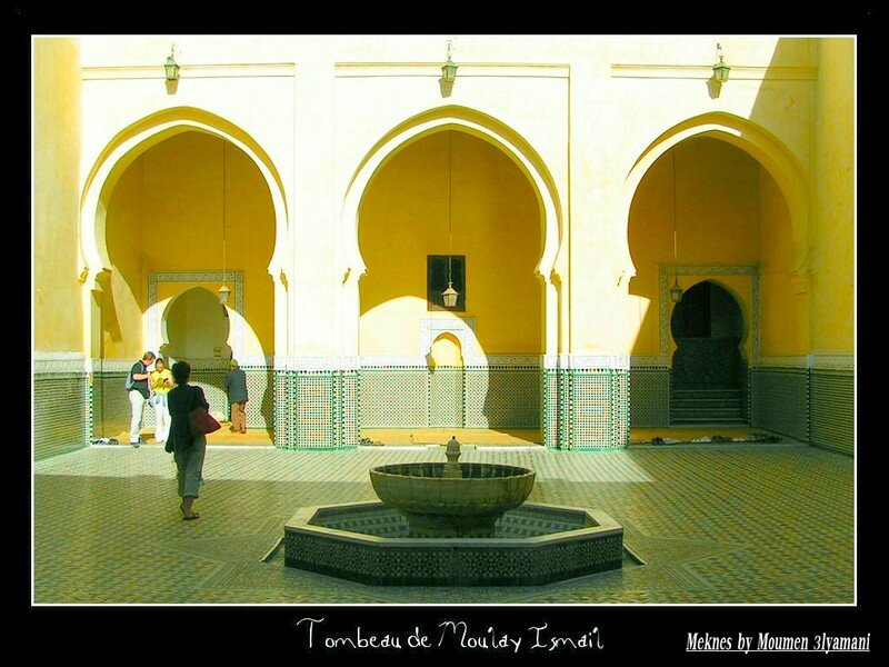 Mausolee moulay ismail