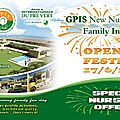 Opening festival gpis zayed new nursery