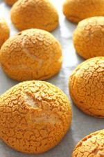 Façonnage pâte sucrée (craquelin)5
