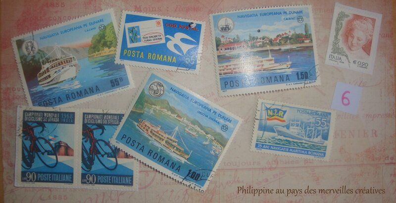 Timbres (6)