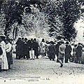 1919-05-07 - poitiers foule