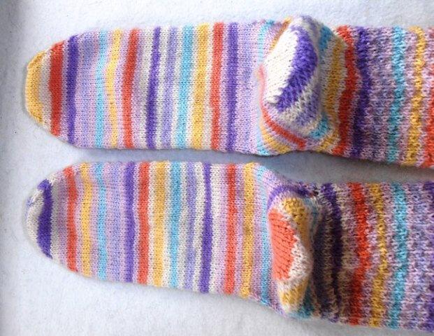 Mes chaussettes Hermione Semelles