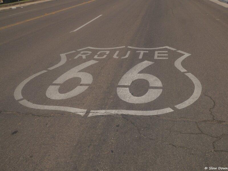 Route 66 again