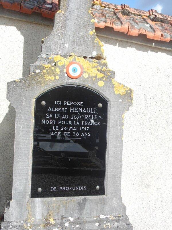 Henault Albert