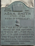 Kirkcaldy_High_Street_Adam_Smith_Plaque