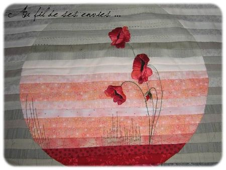 May coquelicots