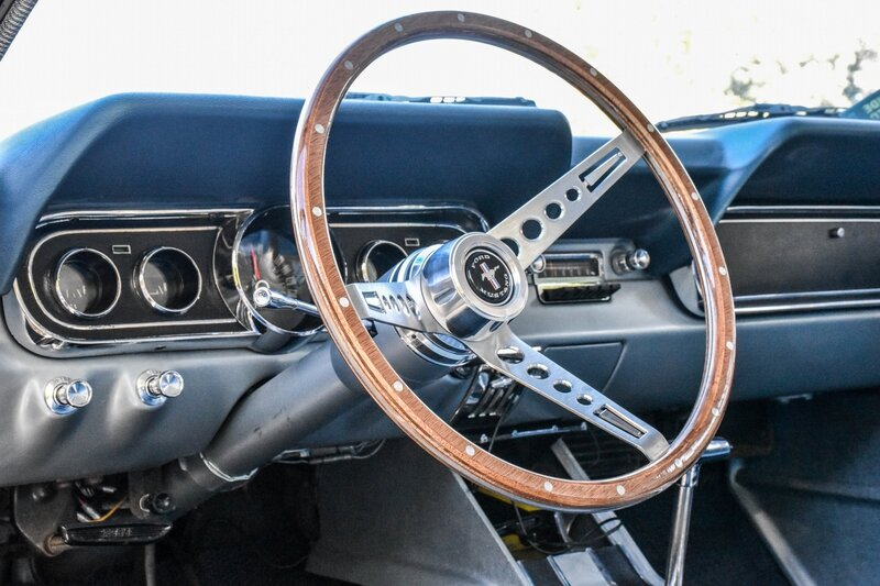 Intérieur Ford Mustang