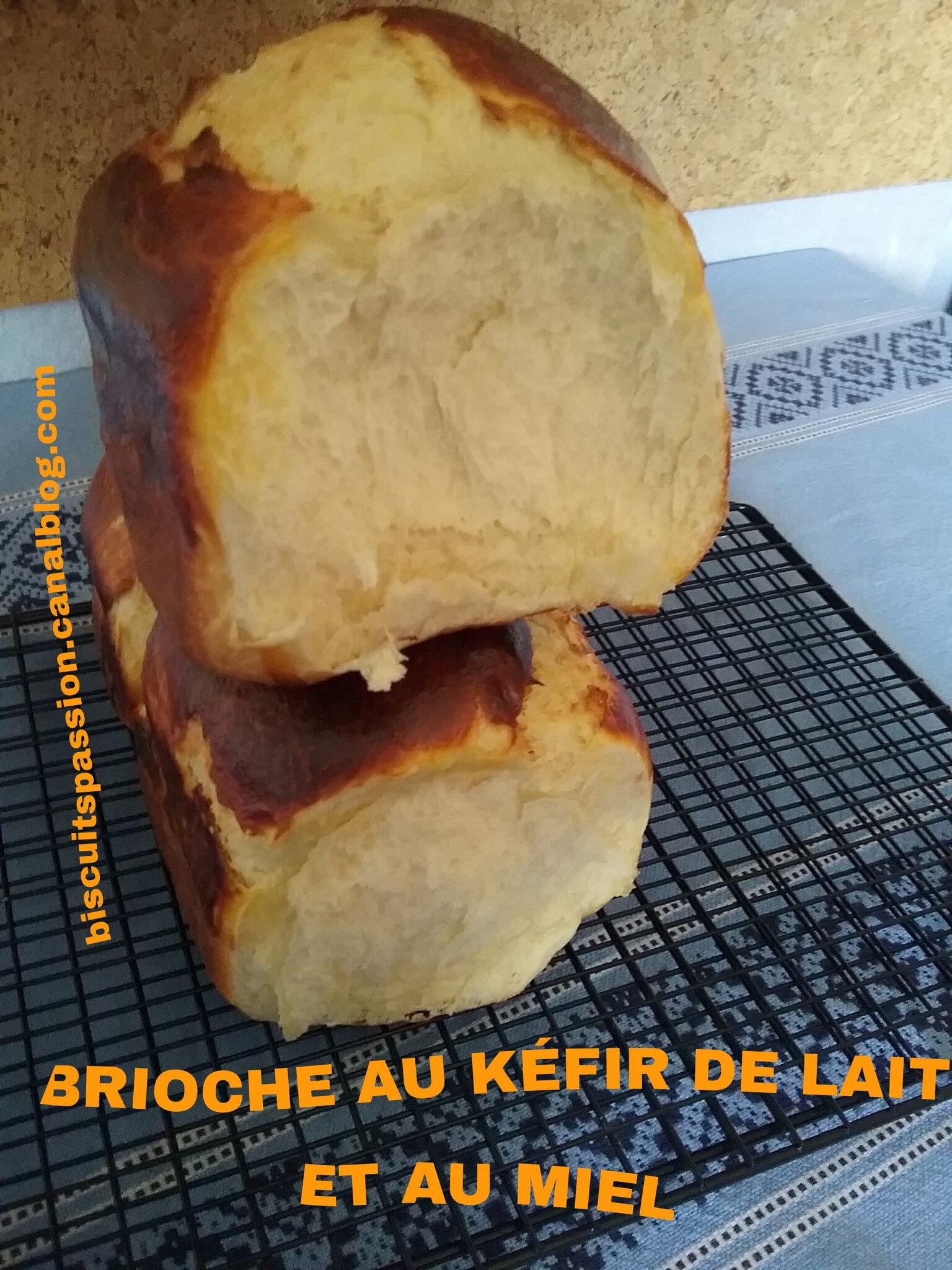 BRIOCHE AU KEFIR DE LAIT ET AU MIEL 015 - Copie (2)