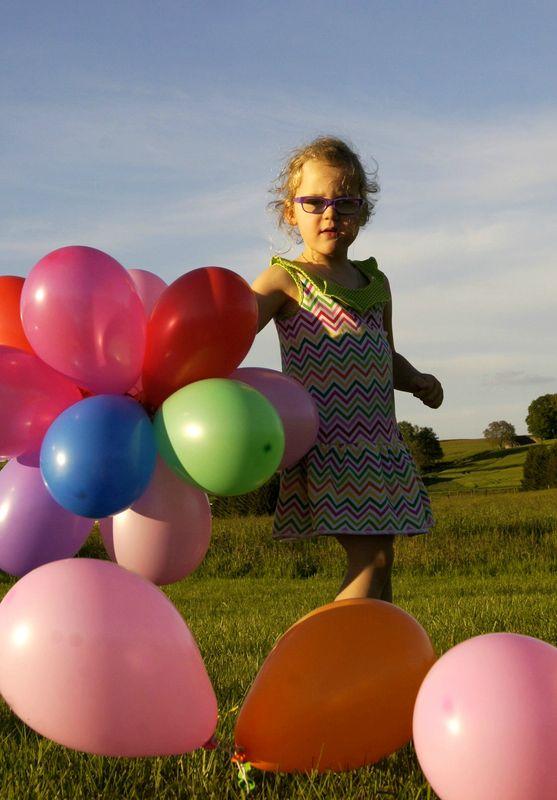 ballon 5 ans