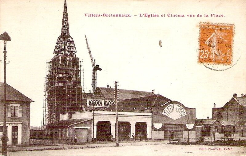 Villers-Bretonneux : Familia et Modern Cinéma