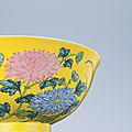 Imperial chinese treasures from a distinguished american collection to be offered at christie's