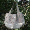 sac japonais en lin