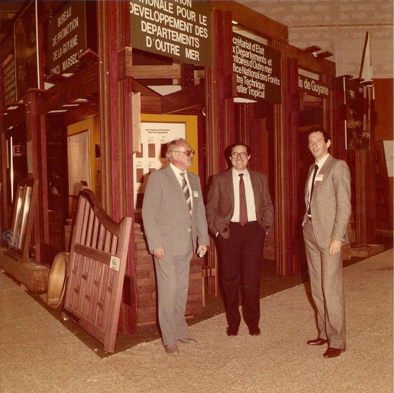CCIG_Expobois 1980-1981