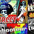 Yep yep yep - un gros clin d'oeil aux street-arteurs de tous horizons et à ceux qui les immortalisent à travers leur objectif.