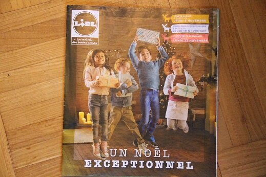 La hotte du Père Noël chez Lidl : le catalogue de jouets en bois 2015 -  C'est bientôt Noël ... enfin pas tout de suite !