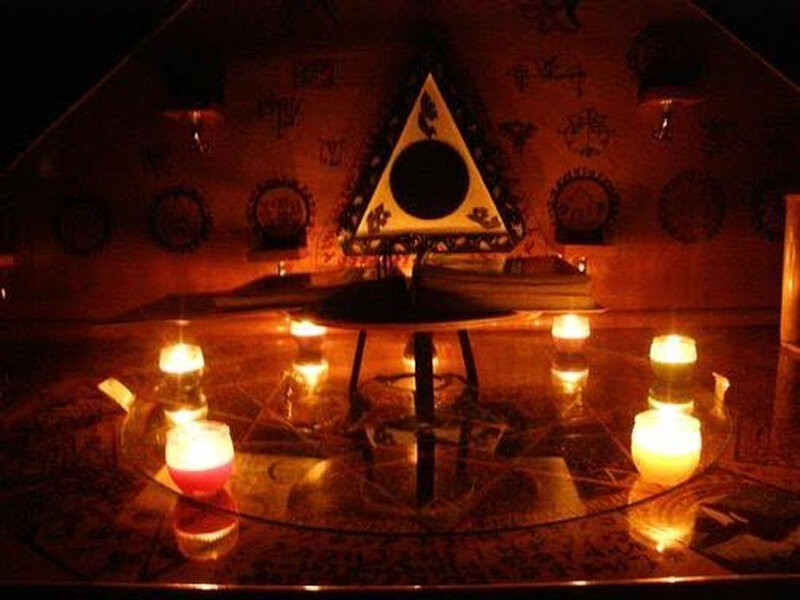 altar-with-candles
