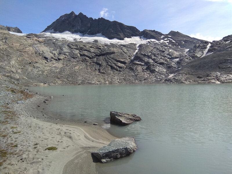 Lac des Sources de l' Arc