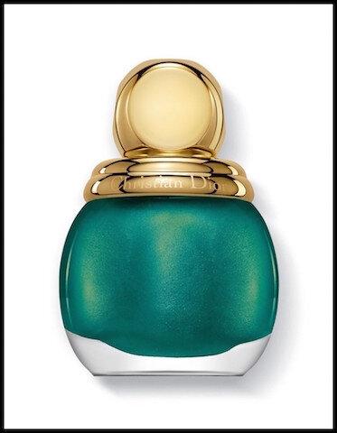 dior vernis diorific emerald