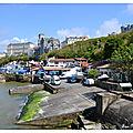 Port des pêcheurs et Sainte Eugénie