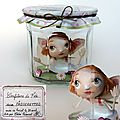 Confitures de fées du printemps * jam fairies of spring