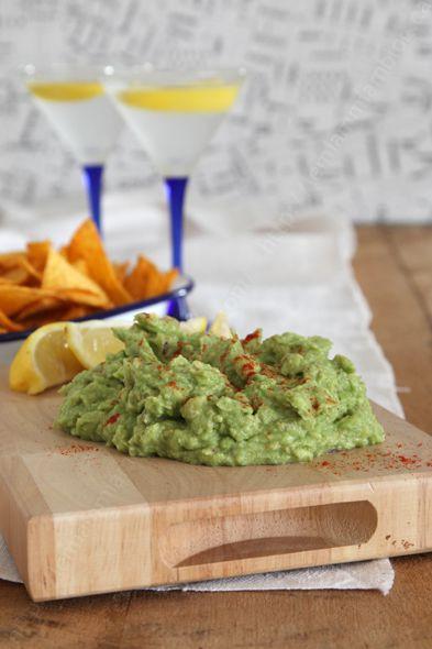 recette guacamole express 001 LE MIAM MIAM BLOG
