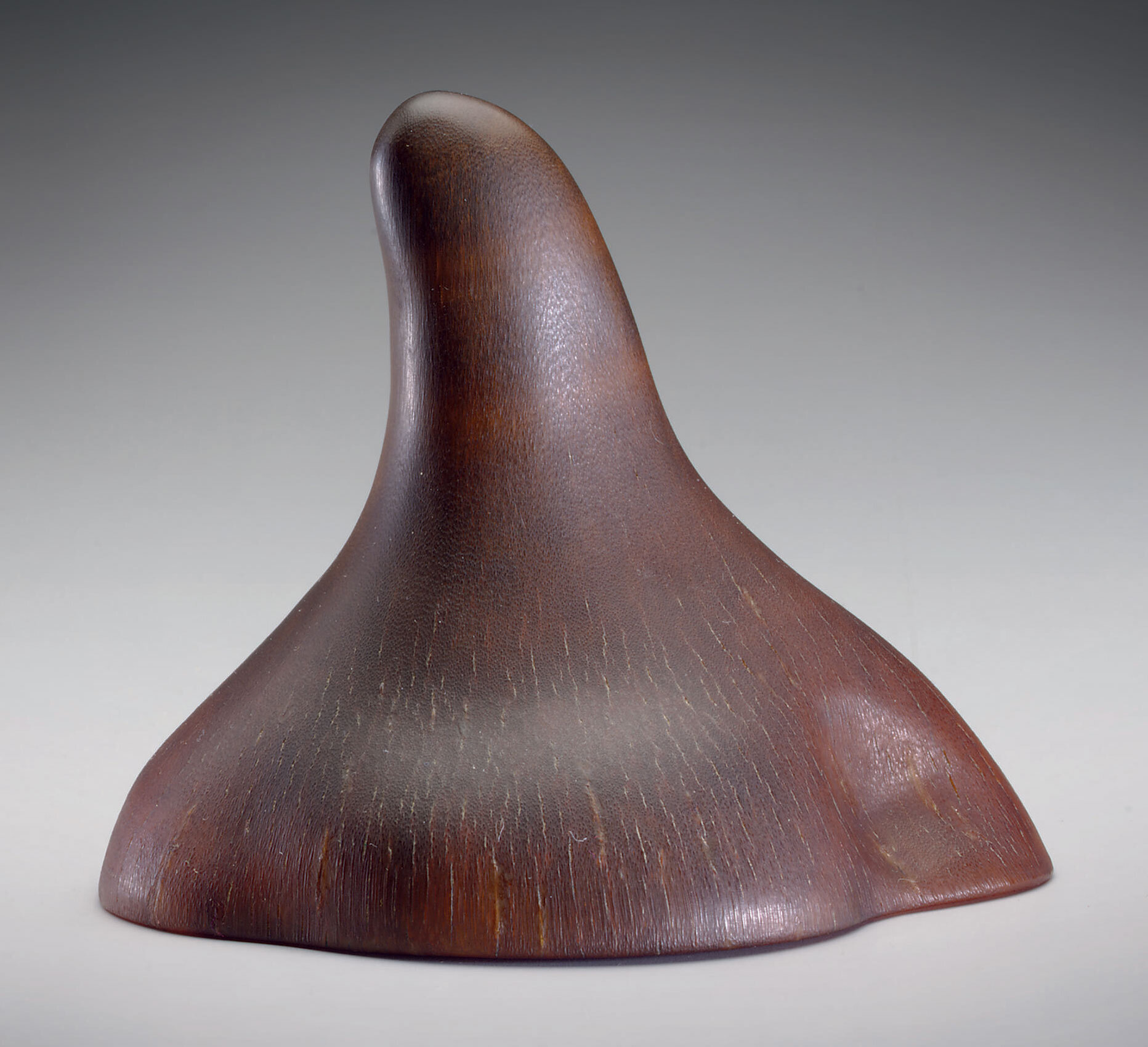 An unusual plain rhinoceros horn cup, Late Ming dynasty, 16th-17th century